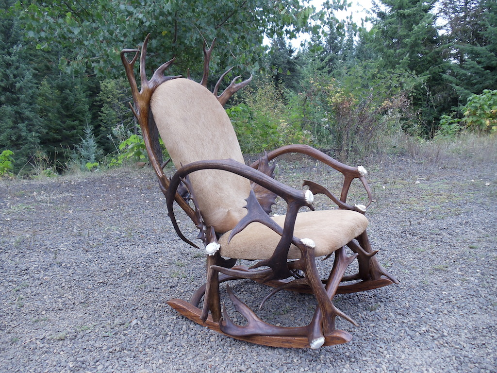Caribou Rocking Chair