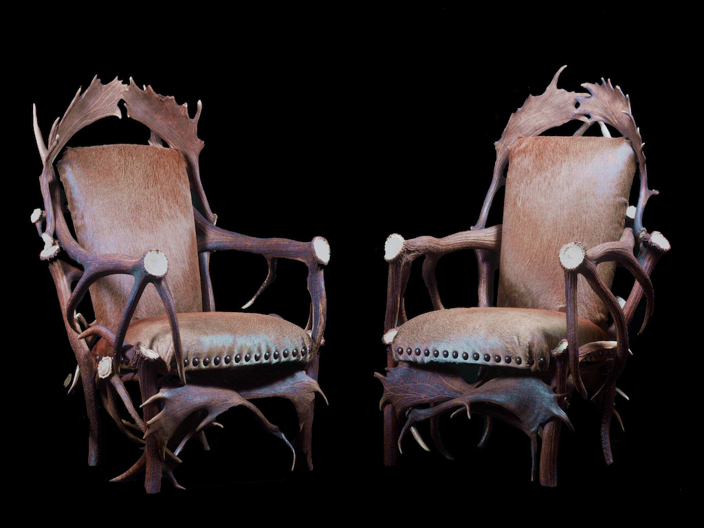 Matching Elk Chairs Large