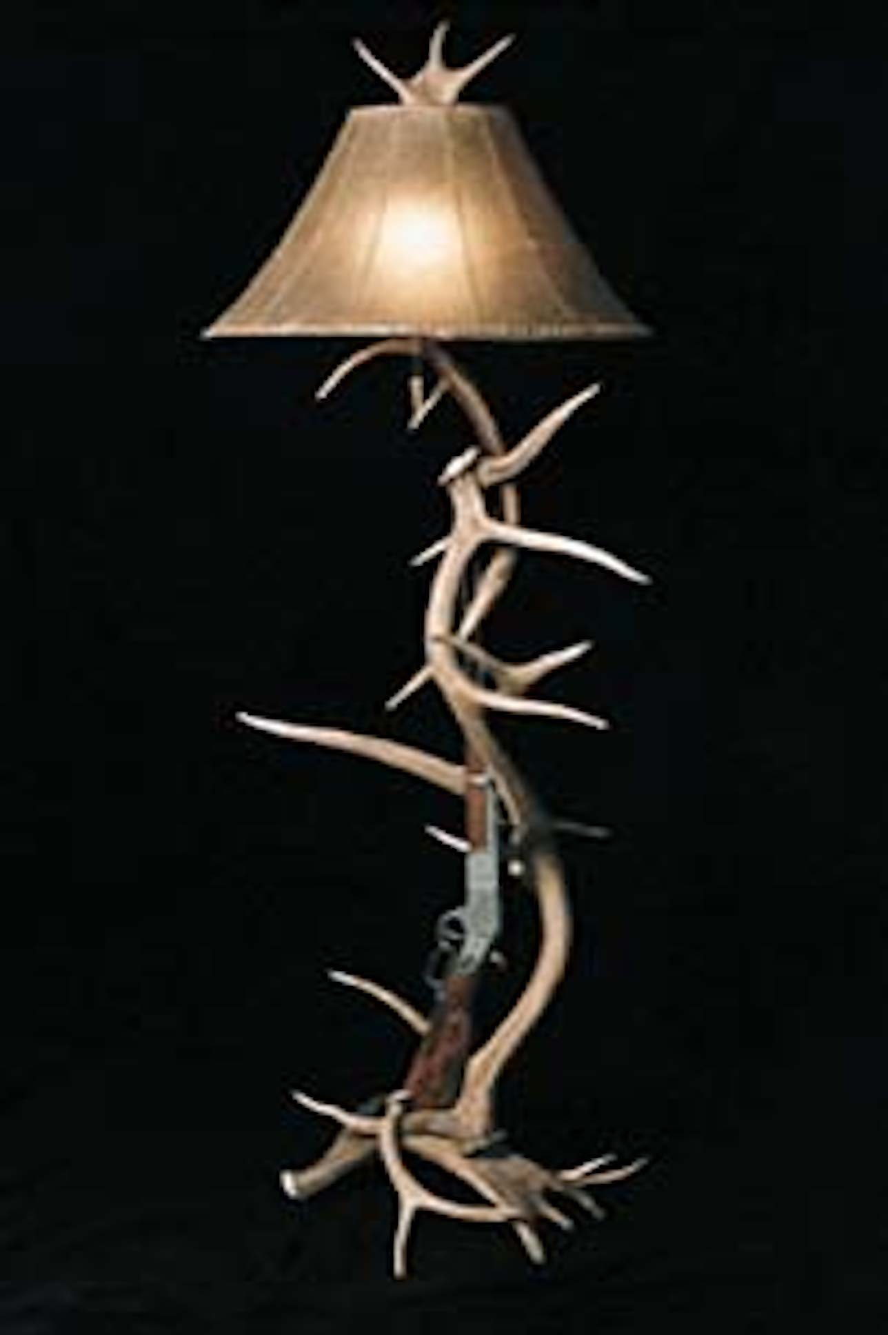 Elk Rifle Lamp