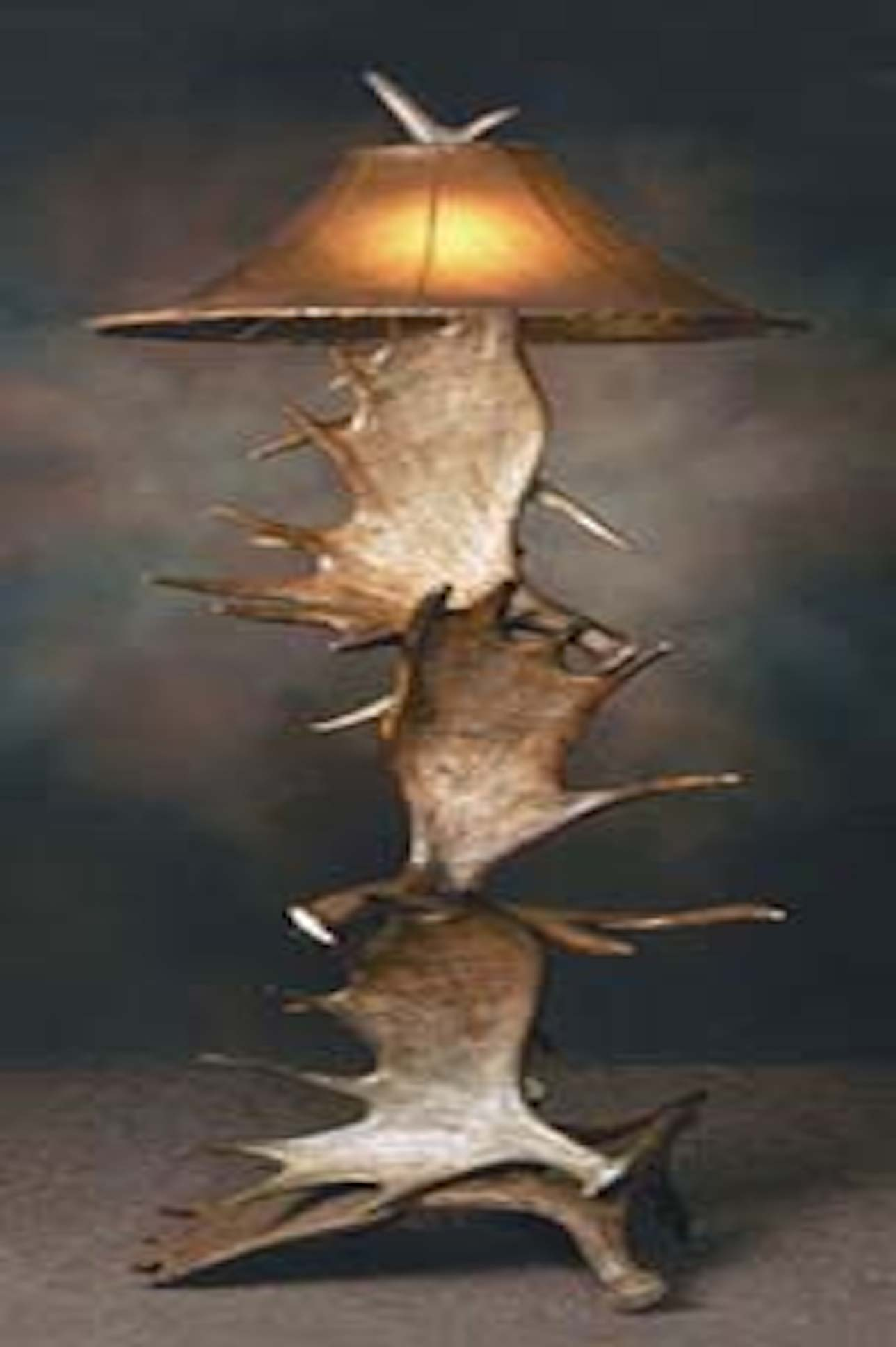 Moose Floor Lamp