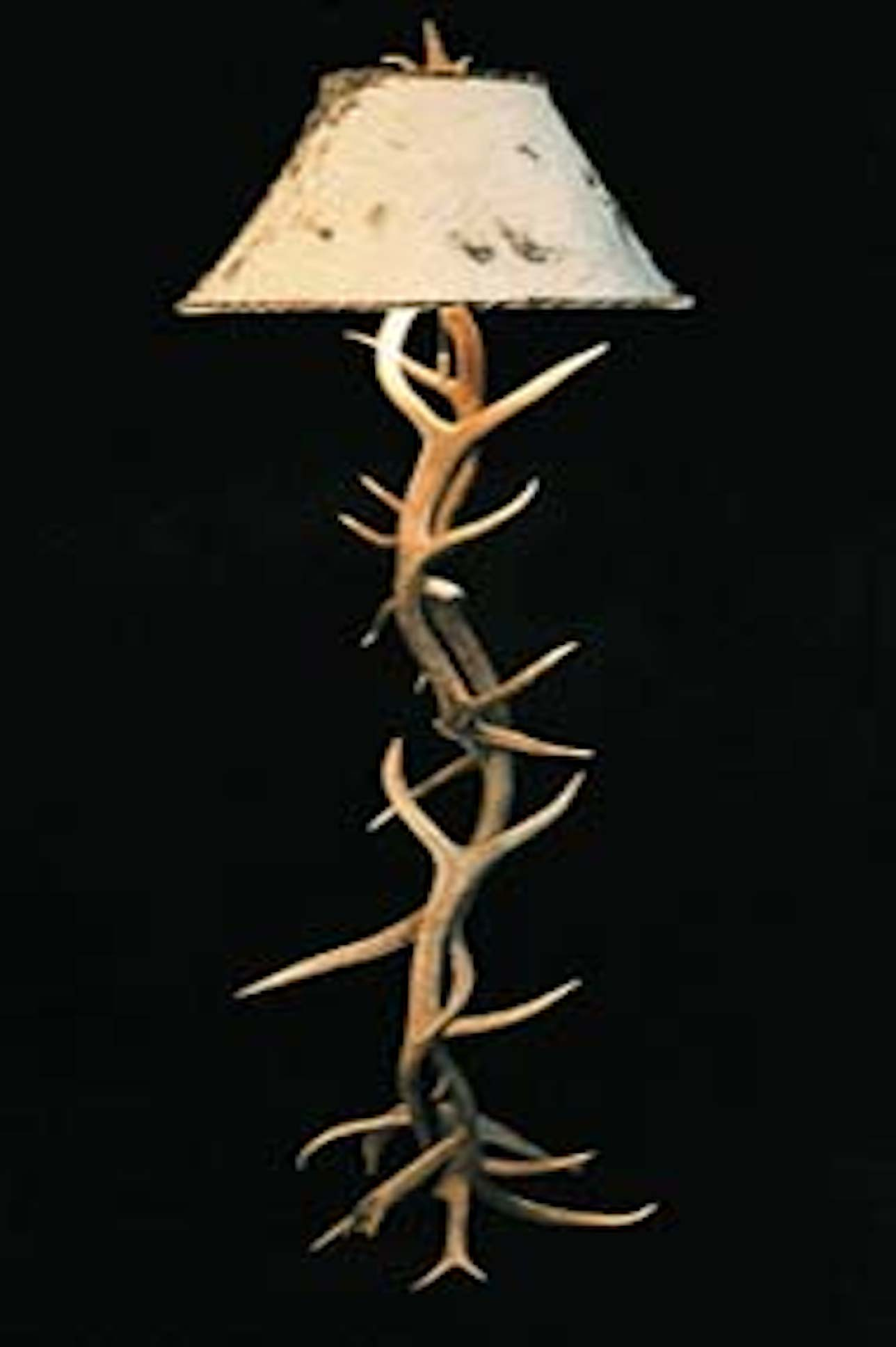 Regular Elk Floor Lamp